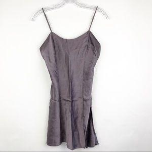 Victoria's Secret Slip Side Slit Dress Sz Small